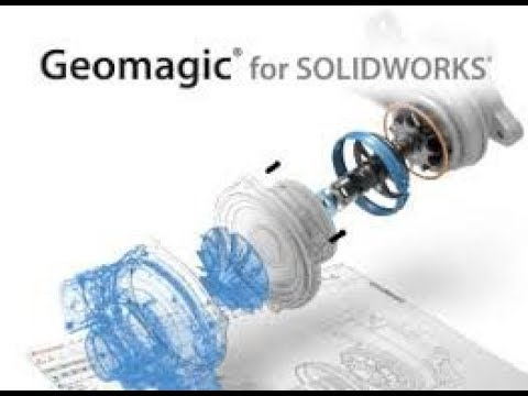 Repeat Geomagic for SolidWorks Reference 3D Scan Data Design