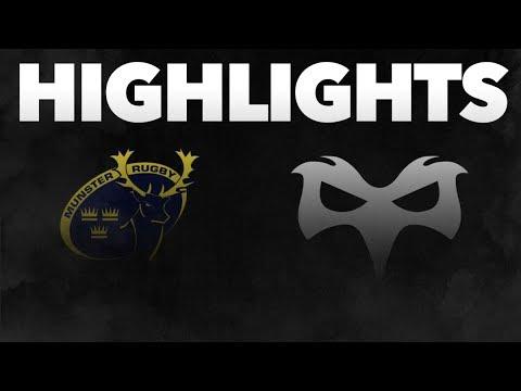 Guinness PRO14 Round 4: Munster Rugby V Ospreys Highlights