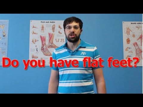 Exercises for Flat Feet - Physiotherapist Toronto