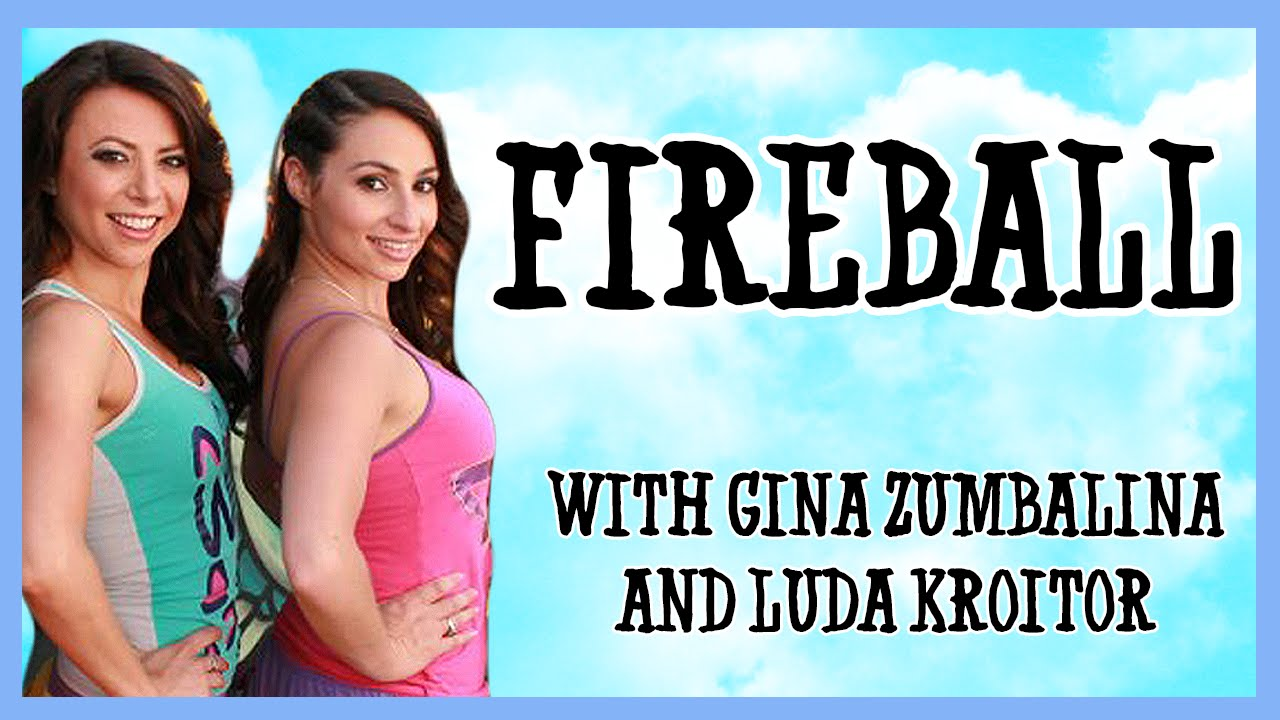 Fireball - Pitbull Original Zumba Choreography