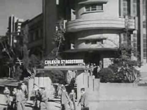 Apresentação de Belo Horizonte para o mundo Video 1949 Parte 2