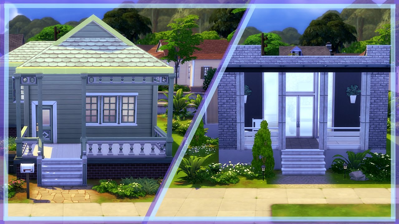 The Sims 4 House Renovation