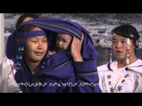 Come to Nunavut - English/Inuktitut