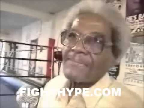 RARE BOUIE FISHER INTERVIEW ON BERNARD HOPKINS: