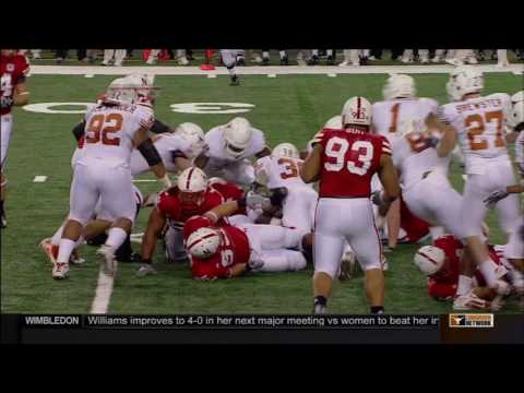 2009 Big 12 Championship - #3 Texas vs. #21 Nebraska (HD)