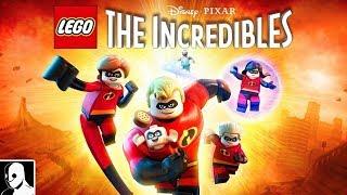 Lego Die Unglaublichen Gameplay Deutsch Part 1 - Vorfreude auf den Film (The Incredibles)
