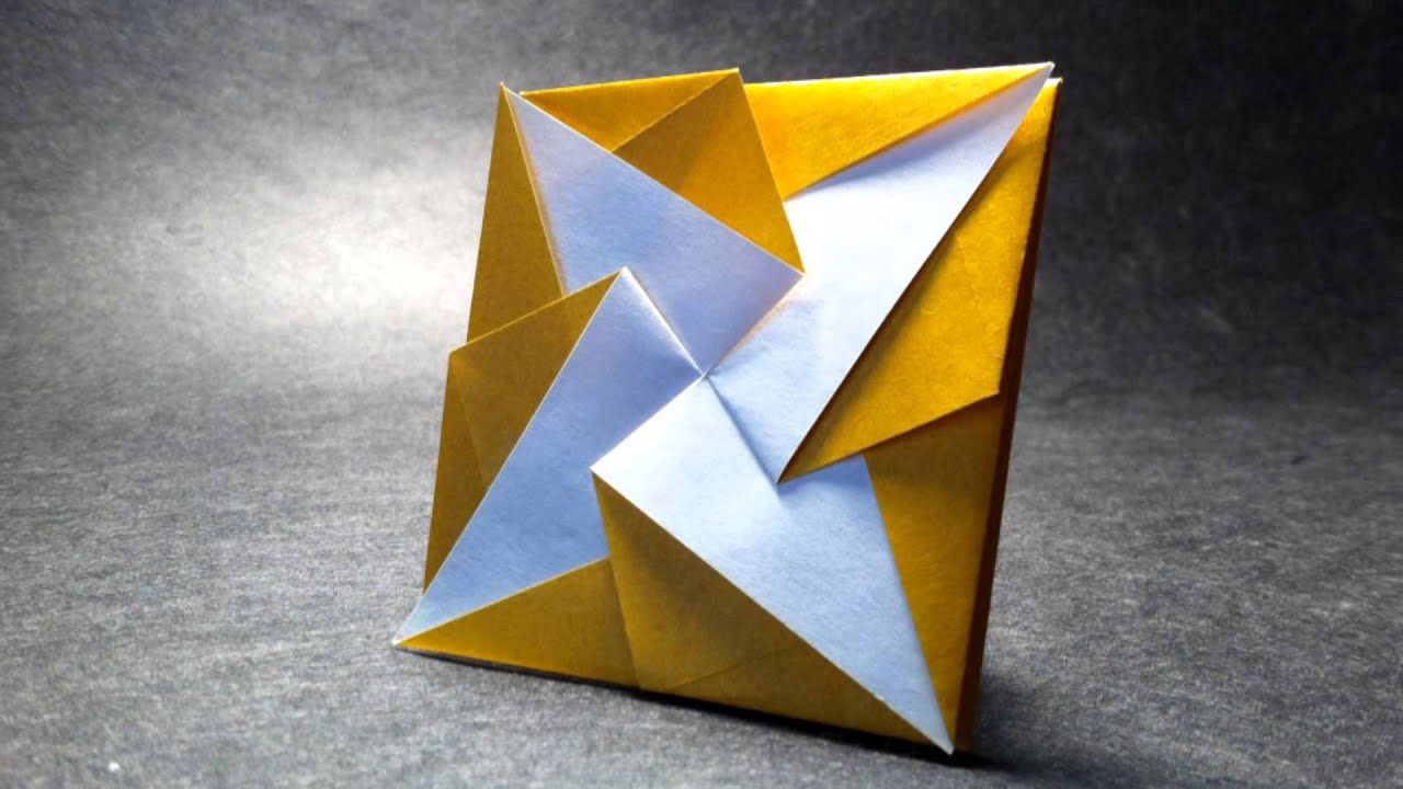Origami Topics Introduction - YouTube - photo#1