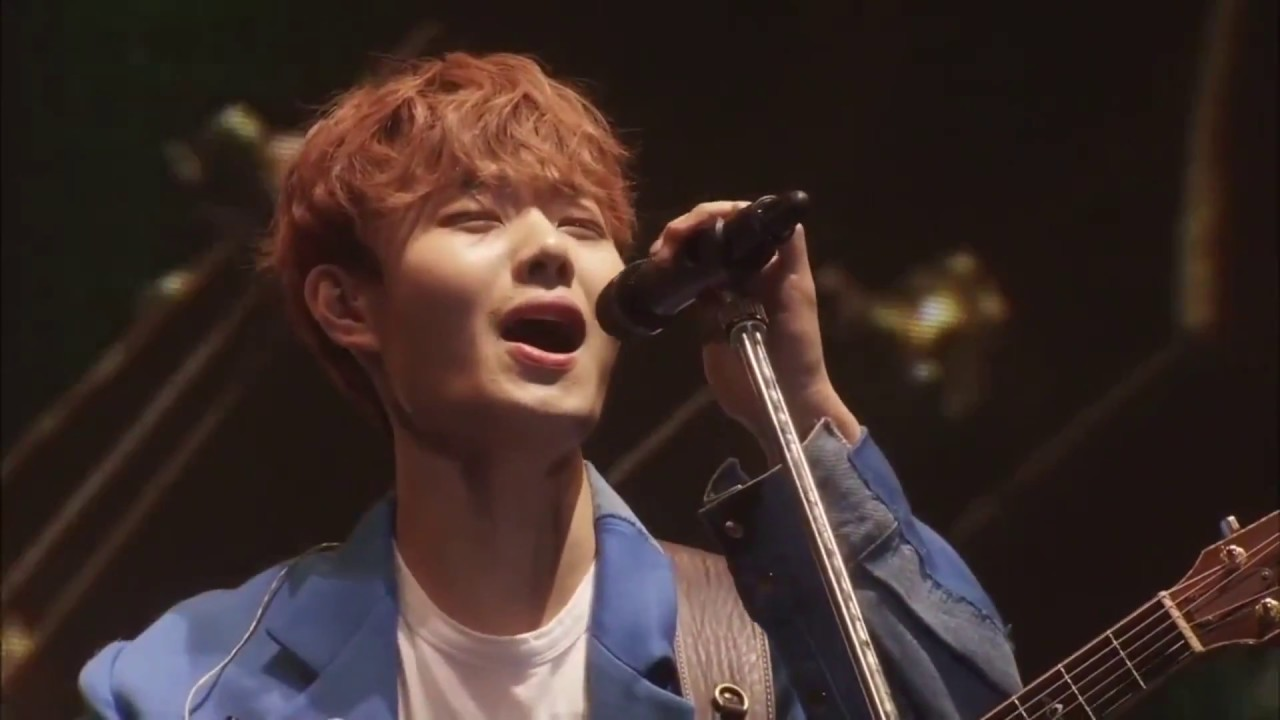 Honeyst - 'Galway Girl' cover + Back Stage 「2017 FNC ...