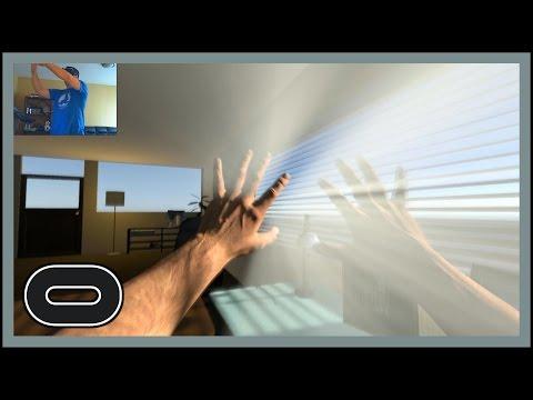 Bot Noir (Oculus Rift (DK2) & Leap Motion)