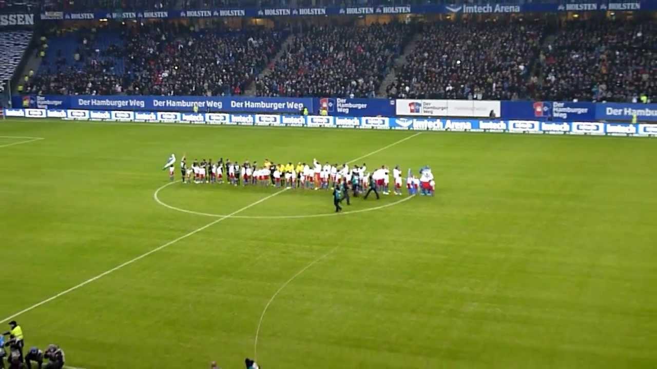 Hsv Bremen Spielstand
