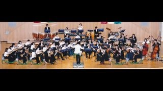 マンドリンオーケストラの演奏です。 Hamamatsu Mandolin Orchestra sin...