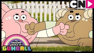 Gumball | Be Your Own You | The Copycats | Cartoon Network