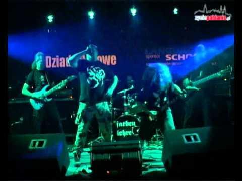 Dziady Borowe - koncert w Rock Fabryce