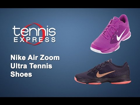buy online 3ad17 a7cae NIKE Air Zoom Ultra Tennis Shoe Review   Tennis Express - YouTube