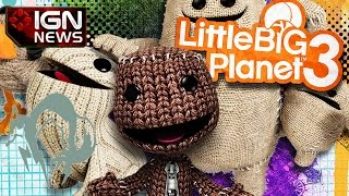 Sony Teases LittleBigPlanet and Metal Gear Collaboration - IGN News