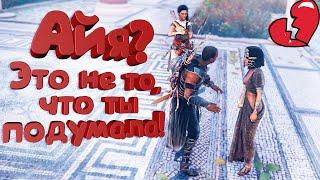 Айя? Это не то, что ты подумала! Assassin's Creed Origins #112