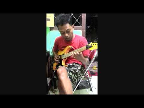 GUITAR COVER TRIBUTE TO MARTIN MILLER - AMAZING ROCK FUSION GUITAR