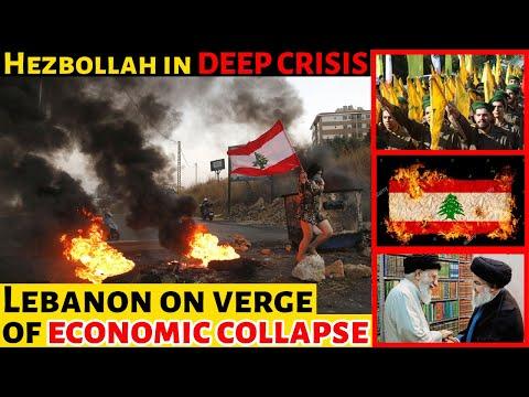Hezbollah In 'DEEP CRISIS' As Lebanon On Verge Of Economic Collapse.