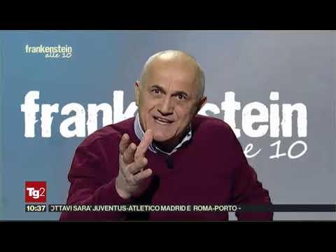 Luciano Dissegna a Frankestein