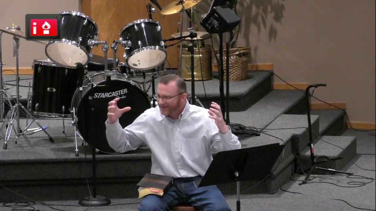Wednesday Evening Bible Study, 1 13 2021