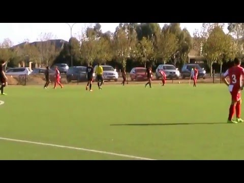 Sunshine George Cross FC vs Ballarat Red Devils SC (First Half)