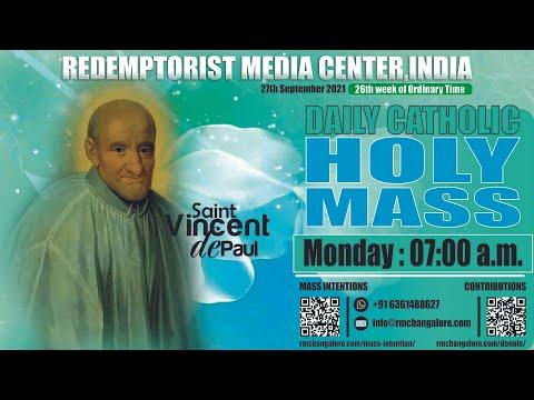 CATHOLIC HOLY MASS