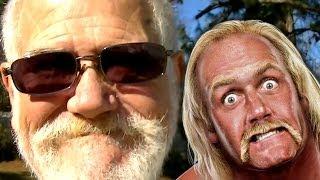 HULK HOGAN IS BACK IN THE WWE?!