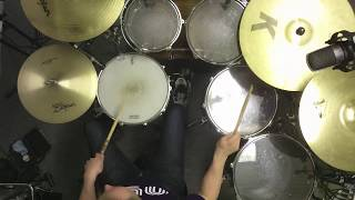 Spin Doctors - Two Princes (Drum cover) by Kai Jokiaho