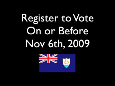 Anguilla Elections. Choose or Lose.