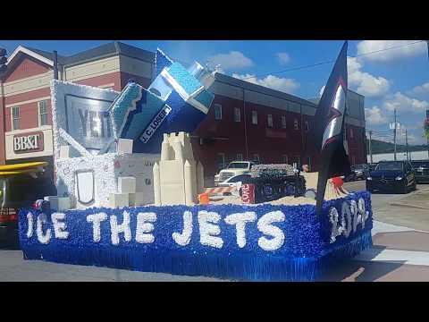Gadsden City High School homecoming parade highlights