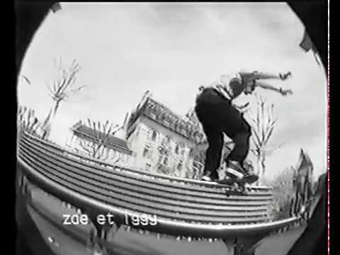 domino 1998 skateboard lausanne ouchy