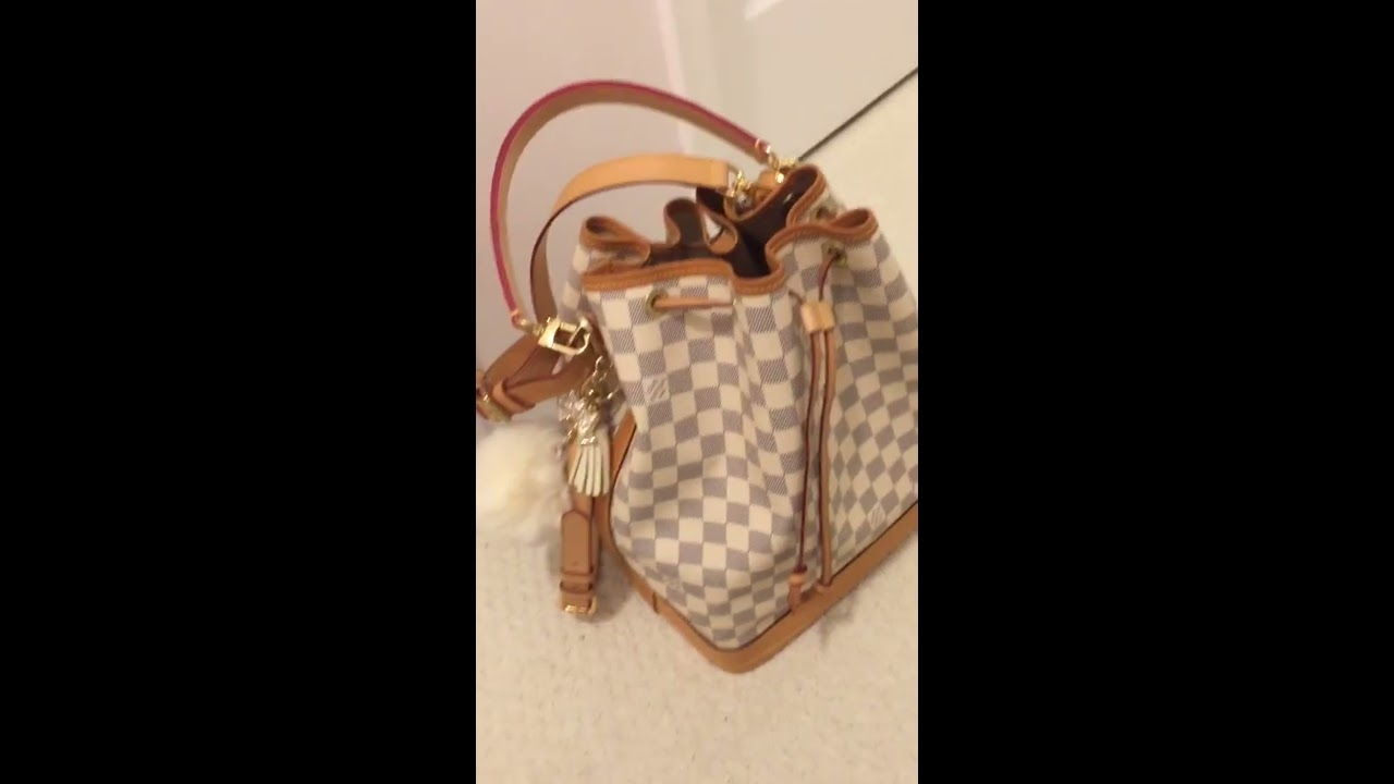 065c1439e00f8 Replacement handle short strap for Noe bb mm GM Metis Louis Vuitton!  Options for your designer bags!
