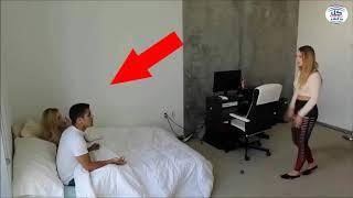 Download Video شاهدوا كيف وجدت زوجها يخونها على فراشها ففعلت العجب شيء لا يصدق !!! MP3 3GP MP4