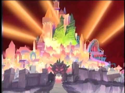 El Rey Arturo Y Los Caballeros De La Justicia 2x06 Camelot Park (SUB.CAS.)