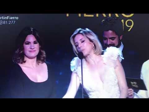 Juan Minujín la rompió en el escenario y fue elegido como el más seductor