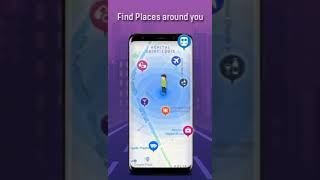GPS RouteFinder Maps Directions