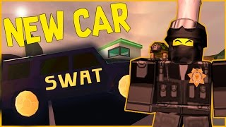 NEW CARS, NEW LOCATIONS AND NEW SKINS! (Roblox Jailbreak)