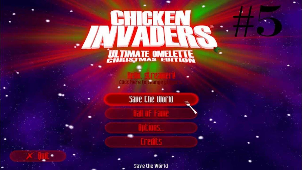 chicken invader 2 full game download