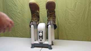 Dr Dry Electric Shoe//Boot Dryer and Warmer