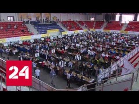 На шахматной олимпиаде российская команда отправила домой сборные Уганды и Коста-Рики