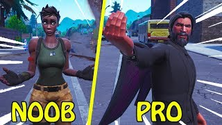 HOW TO BE PRO IN FORTNIT - HOW TO PLAY BETTER? (Build - Edit - Aim Construction )| Fortnite English