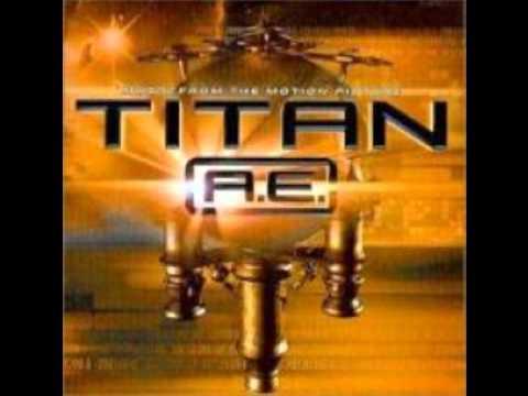 Titan AE-Not Quite Paradise!