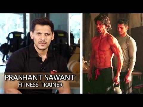 Shah Rukh Khan Gym Bodybuilding Workout...