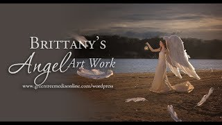 Fine Art Piece: Brittany's Angel