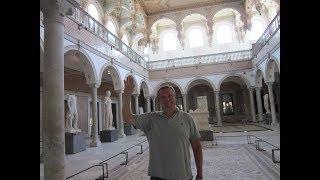 Путешествуем сами по музею Бардо, Тунис, ч.4/Journey through the The Bardo Museum, Tunisia