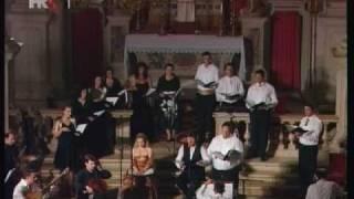Ivan Lukačić - Quam pulchra es - Antiphonus Vocal Ensemble