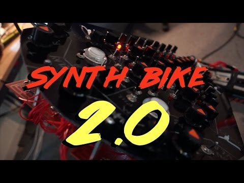 Synth Bike - In Depth