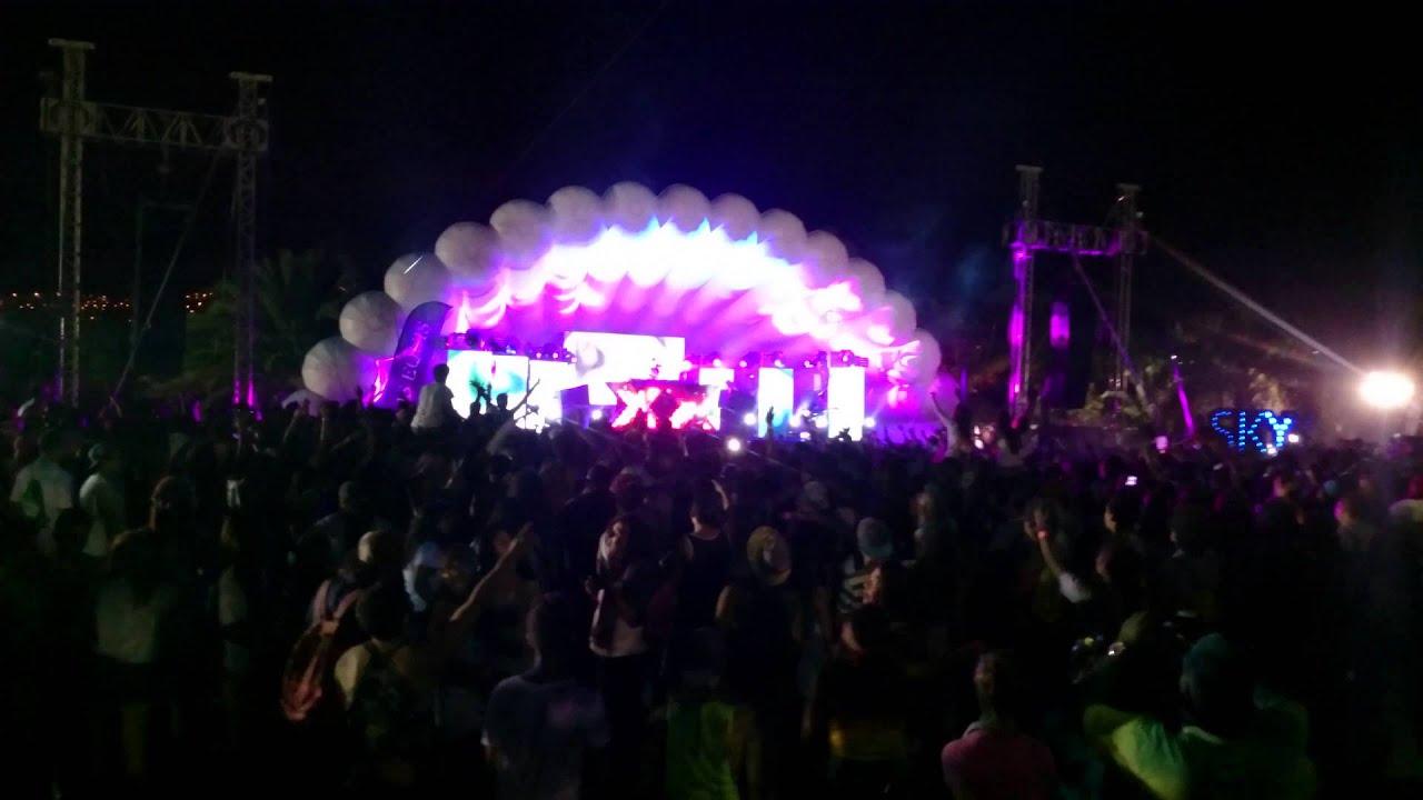 Holi Dance Of Color León Gto 2015 Youtube