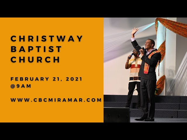 CBC Feb. 21| Communion Sunday