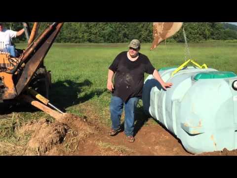 Septic Pump Tanks in Lakemore